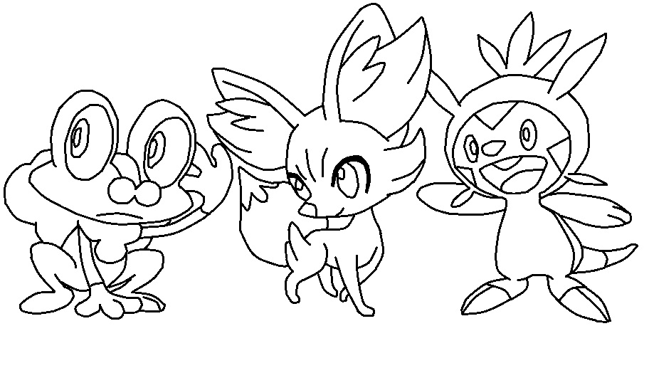 912x517 Pokemon Xy Coloring Pages Powerful Pokemon Xy Coloring Pages Free