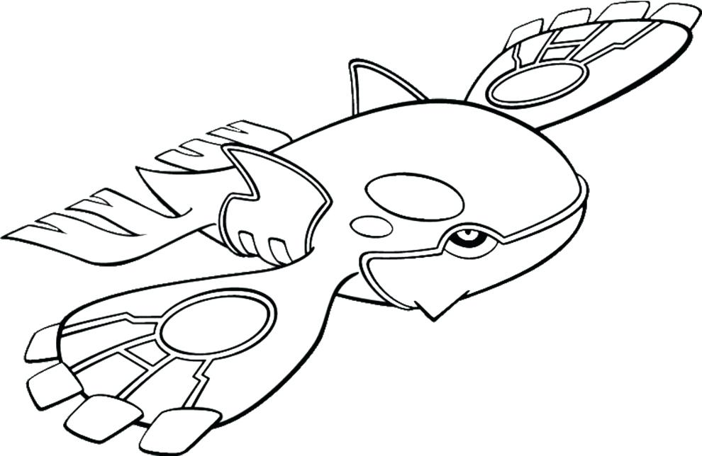 990x644 Groudon Coloring Pages Printable Coloring Pages Pokemon Primal