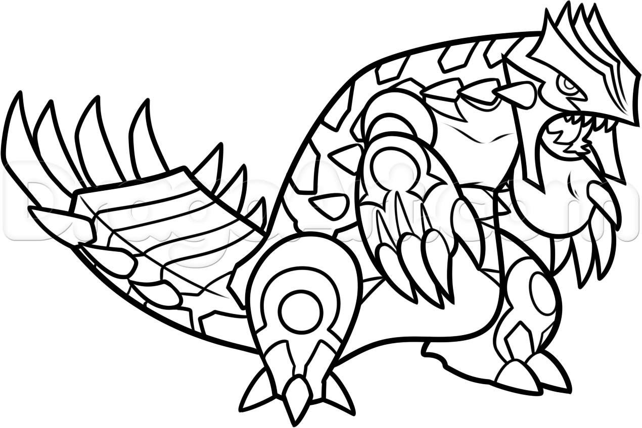 1270x848 Primal Groudon Coloring Pages Download Coloring For Kids