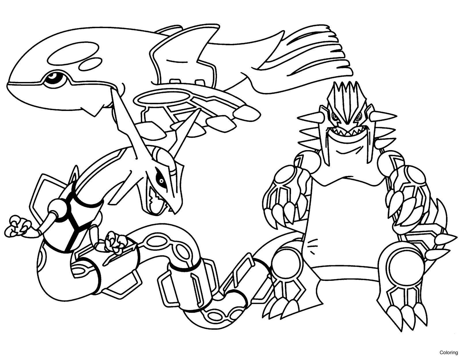 1600x1239 To Download Legendary Pokemon Coloring Pages With Additional