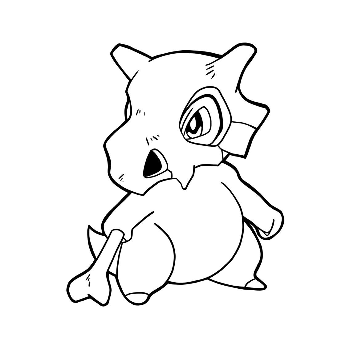 1136x1136 Pokemon Latias And Latios Coloring Page Cubone Pages