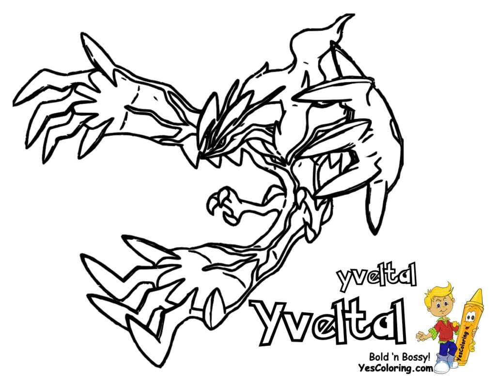 1024x791 Best Of Legendary Pokemon X And Y Coloring Pages Design Free