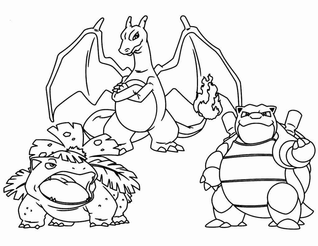 1023x792 Coloring Pages Captivating Pokemon Mega Evolution Incredible