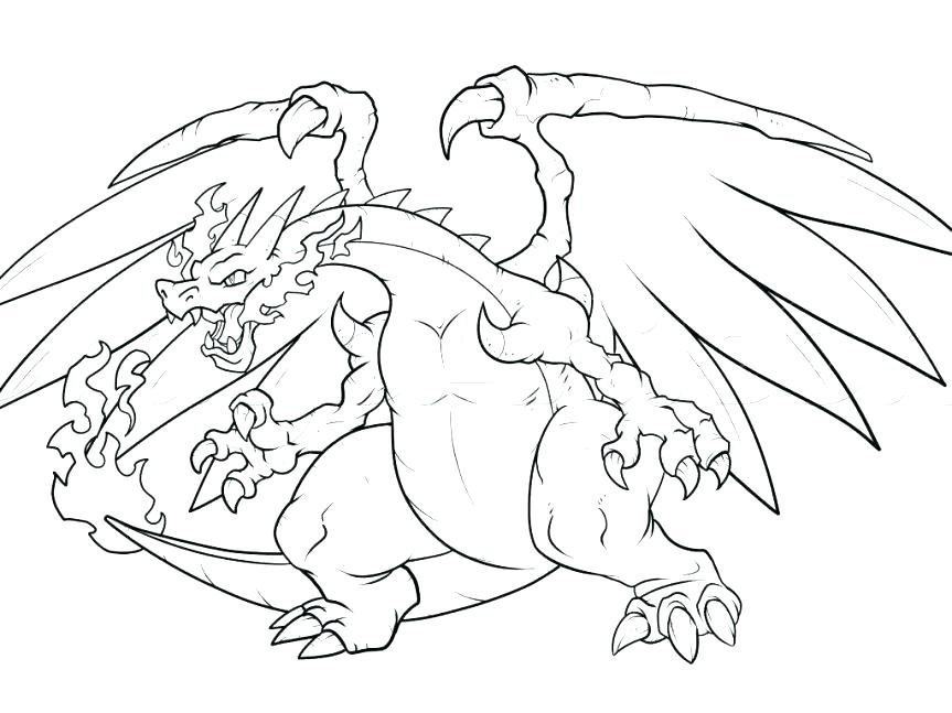 863x647 Coloring Pages Mega Evolved Drawing Coloring Page Mega Pokemon