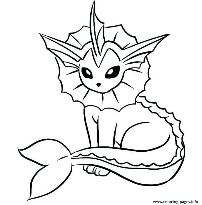 Pokemon Mega Lucario Coloring Pages