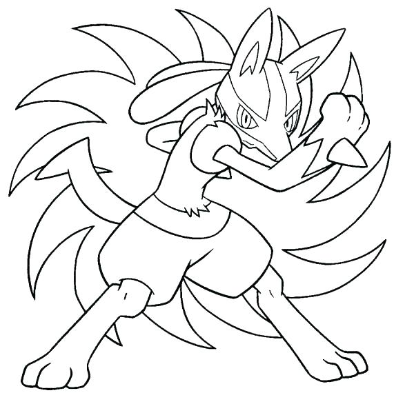 600x586 Lucario Coloring Pages Coloring Pages Coloring Pages Coloring