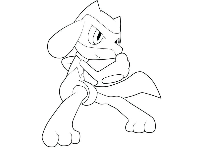 827x609 Lucario Coloring Pages Printable Coloring Pages Pictures Coloring