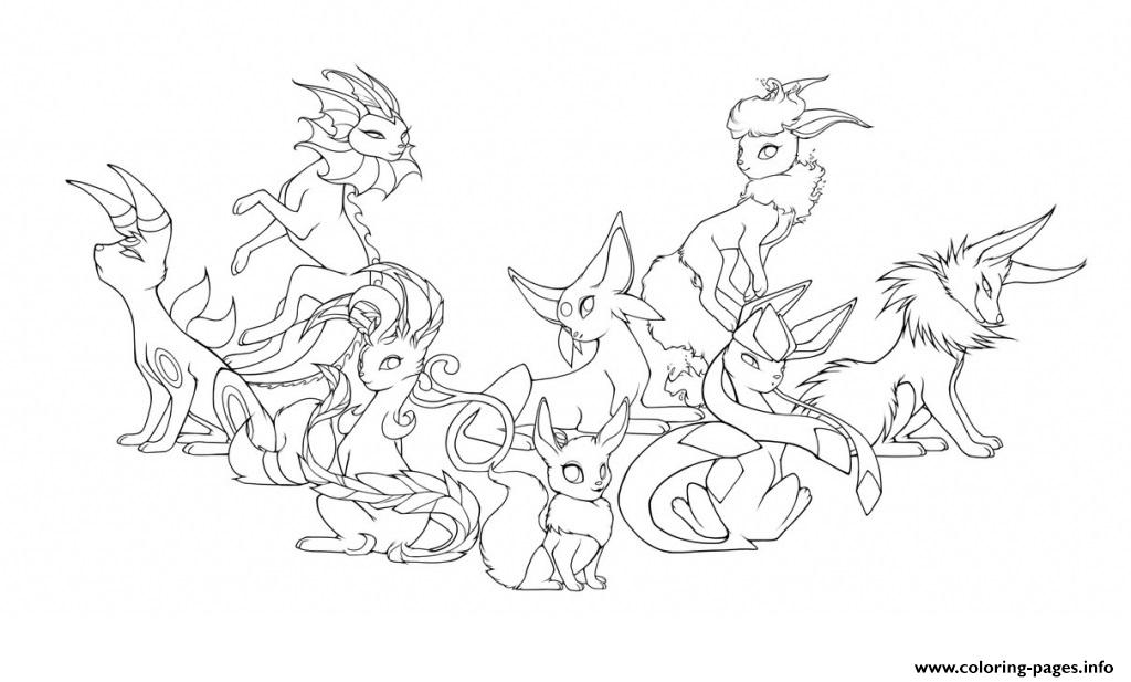 Pokemon Printable Coloring Pages At GetDrawings | Free Download