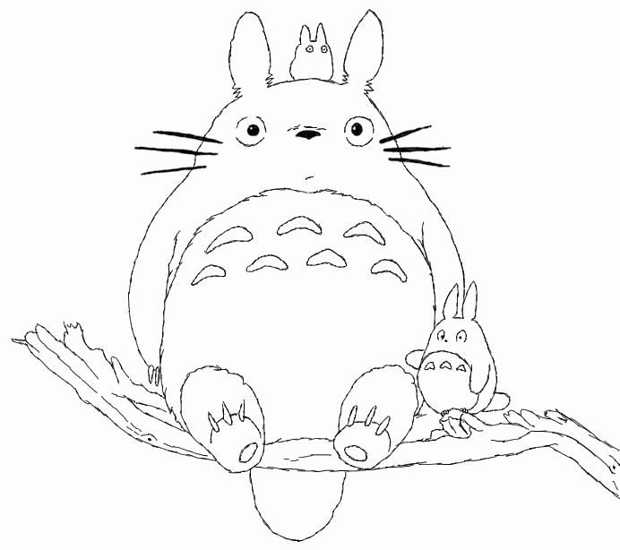 Pokemon Snorlax Coloring Pages