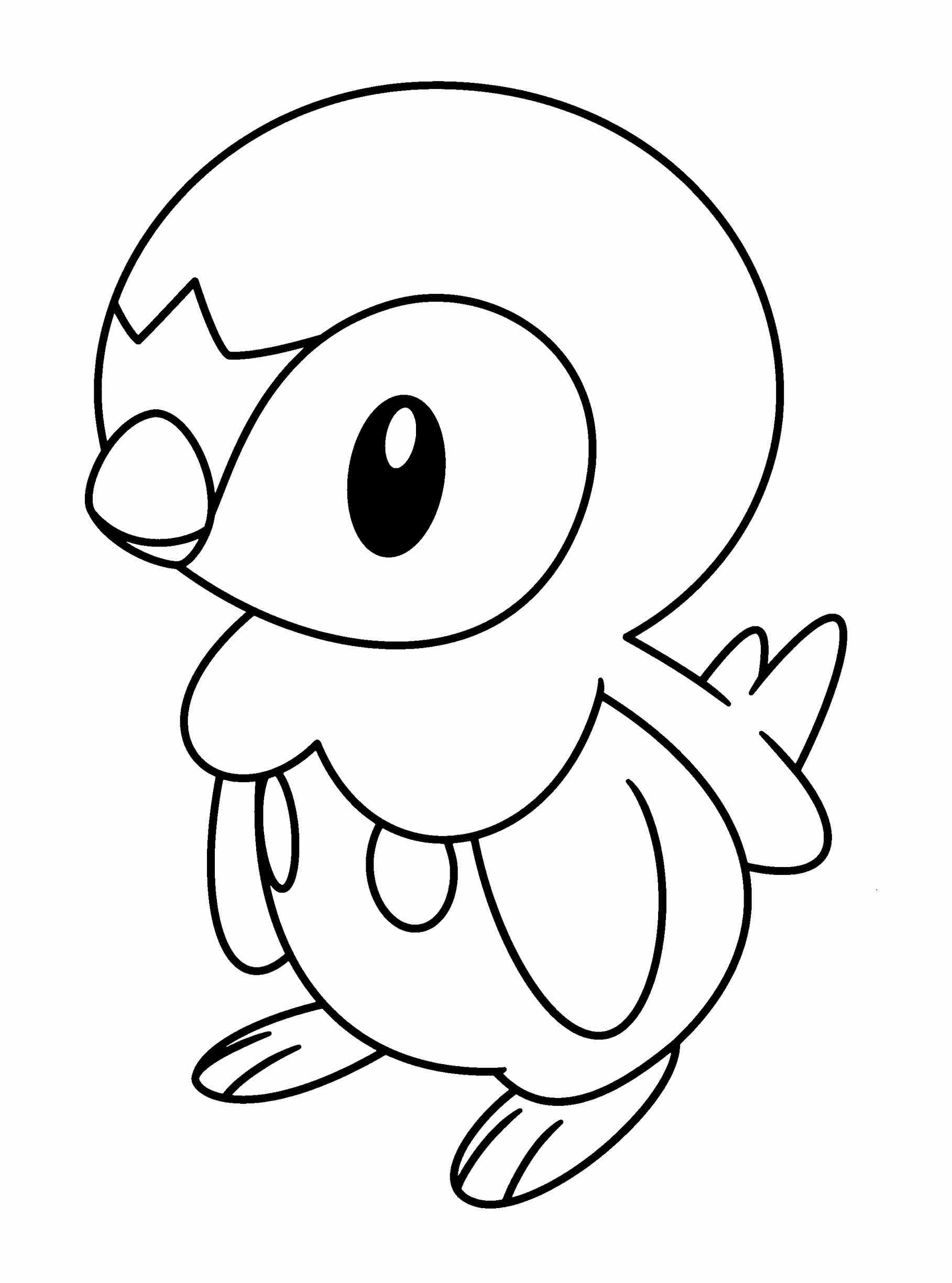 1817x2449 Puffle Coloring Pages On Mega Snorlax Coloring Pages