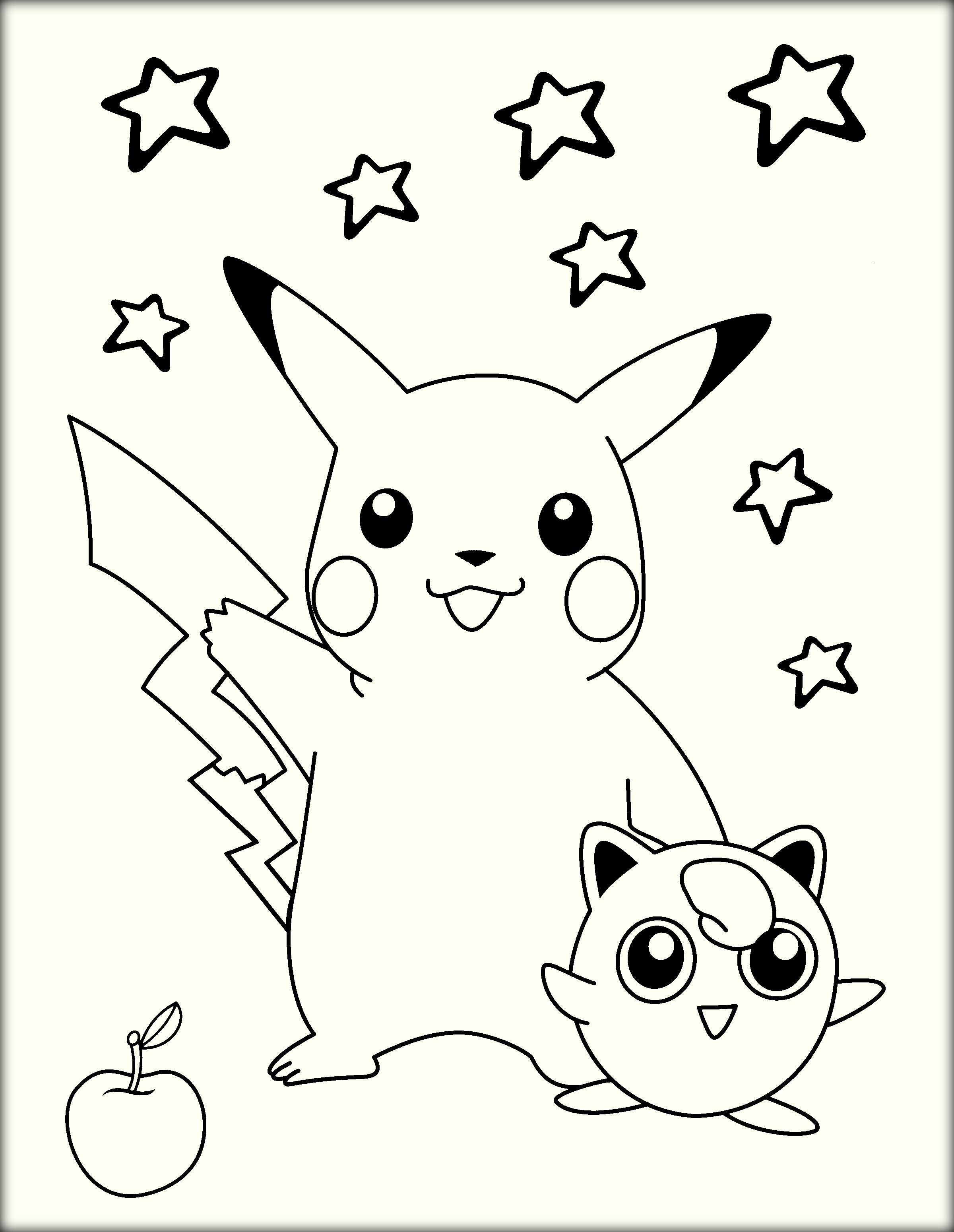 2400x3100 Free Printable Pokemon Coloring Pages For Kids