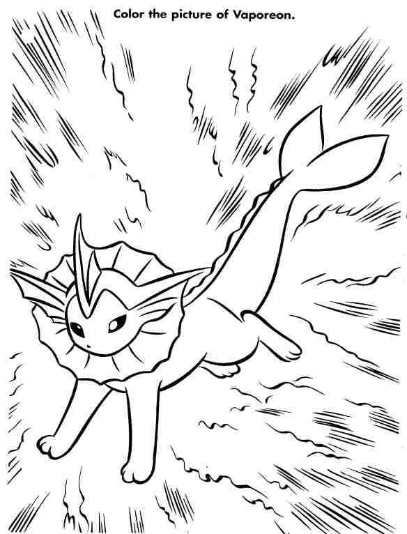 584x766 Anime Coloring Pages Page