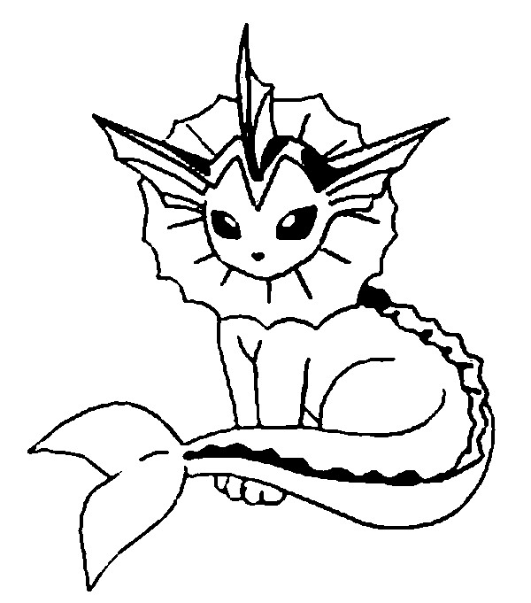 600x681 Coloring Pages Pokemon