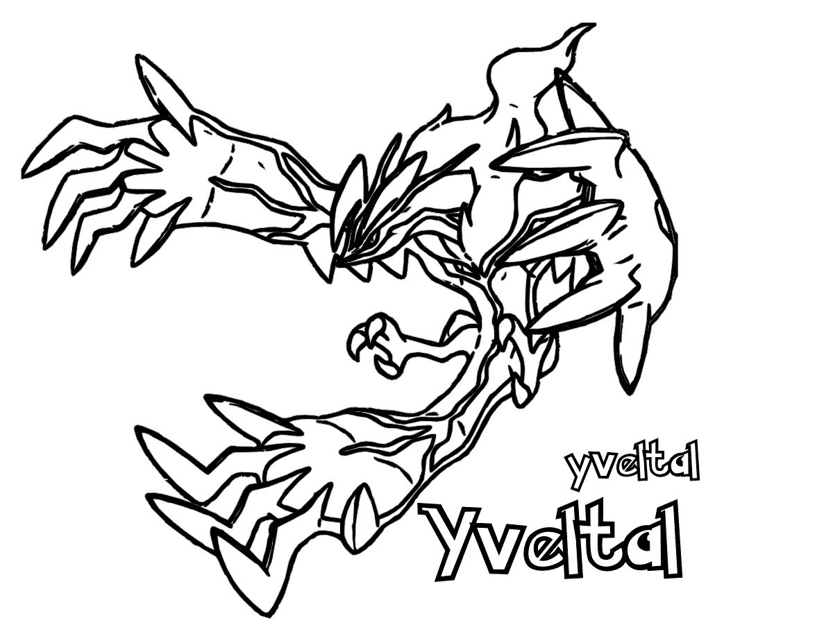 1200x927 Pokemon Xy Coloring Pages Awesome Coloring Pages Pokemon X Y
