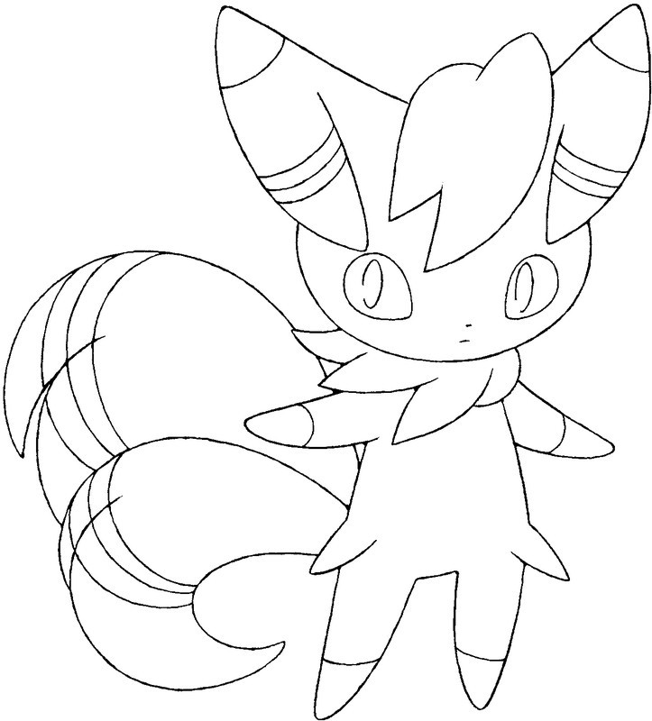 Pokemon X Coloring Pages at GetDrawings.com | Free for ...