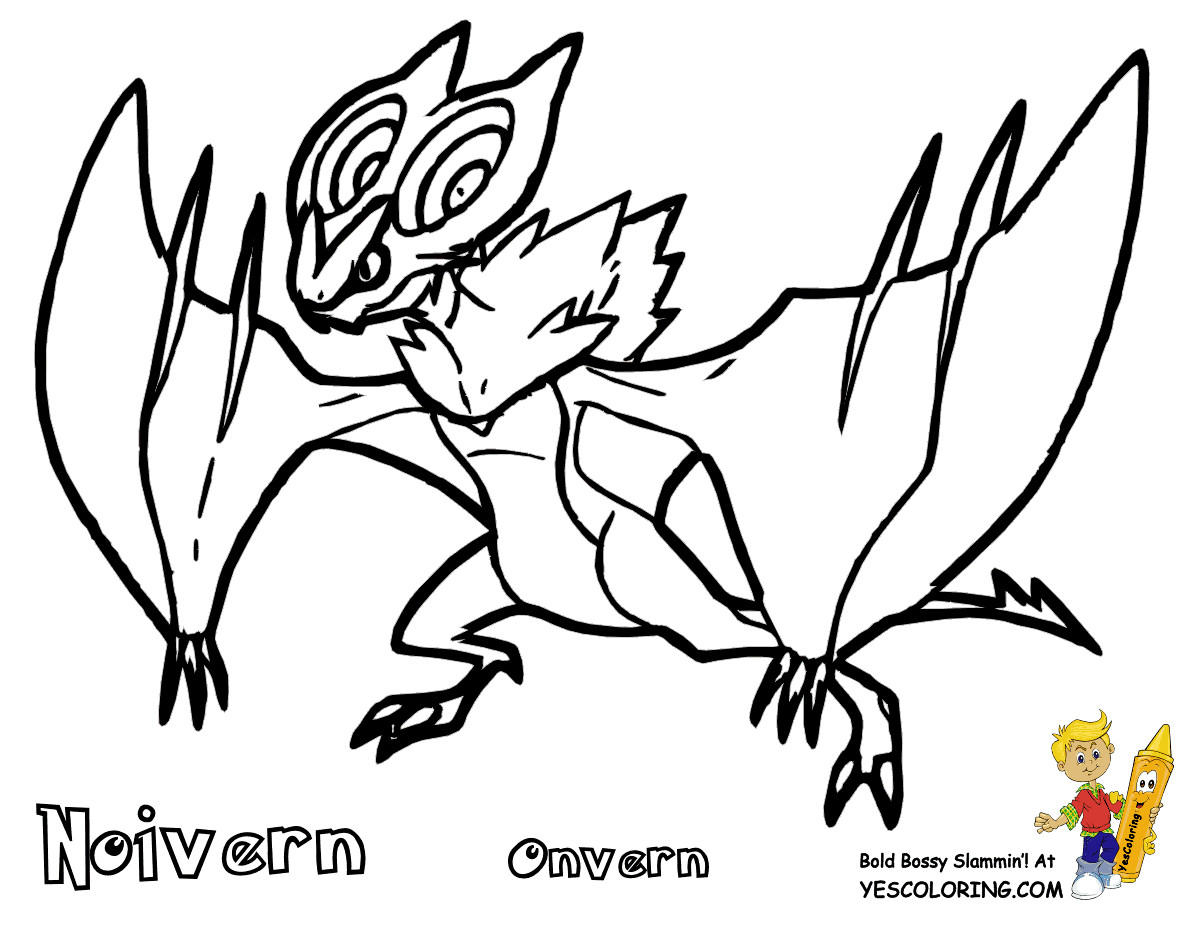 Pokemon Xy Coloring Pages at GetDrawings.com | Free for ...