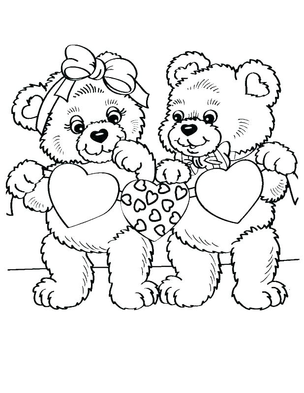 618x800 Coloring Sheet Bear Teddy Bear Coloring Page Bear Coloring Pages