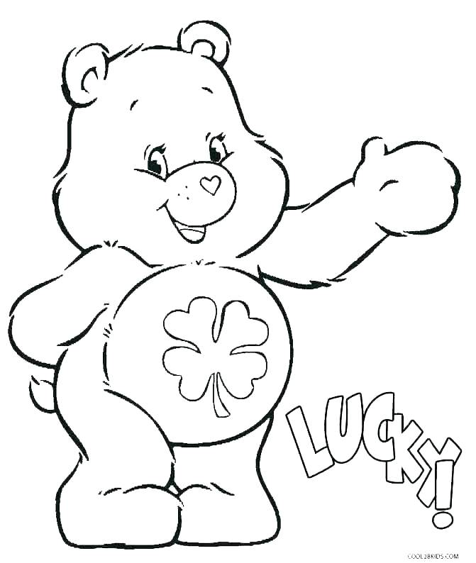 671x794 Bear Coloring Pages Preschool Coloring Page Of A Bear Polar Bear