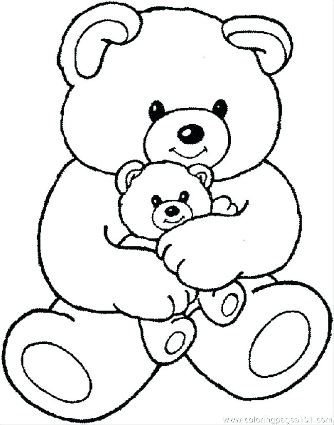 650x828 Little Bear Coloring Pages Polar Bear Coloring Pages Free Bear