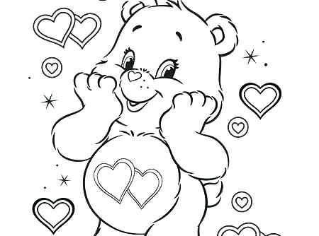 450x334 Coloring Pages Bears Coloring Pages Bears Coloring Page