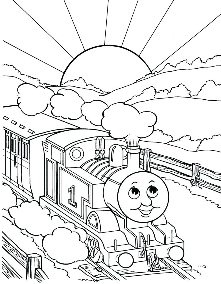 736x943 Polar Express Train Coloring Pages Train Coloring Book Together
