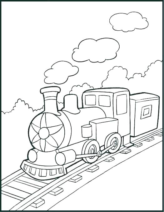 525x678 Train Coloring Book Polar Express Coloring Page Polar Express