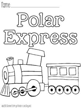 263x350 Polar Express Coloring Pages