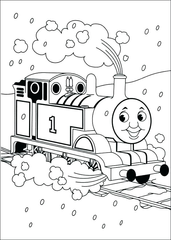 600x840 Polar Bear Express Coloring Pages Printable Coloring Train