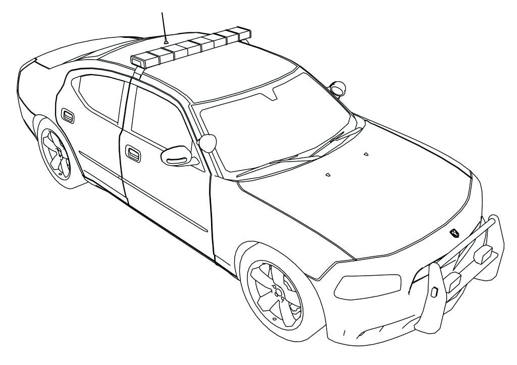 1024x723 Police Car Coloring Pages To Print Police Car Coloring Page Police