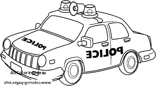 600x329 Free Printable Cars Coloring Pages Police Car Coloring Sheet Free