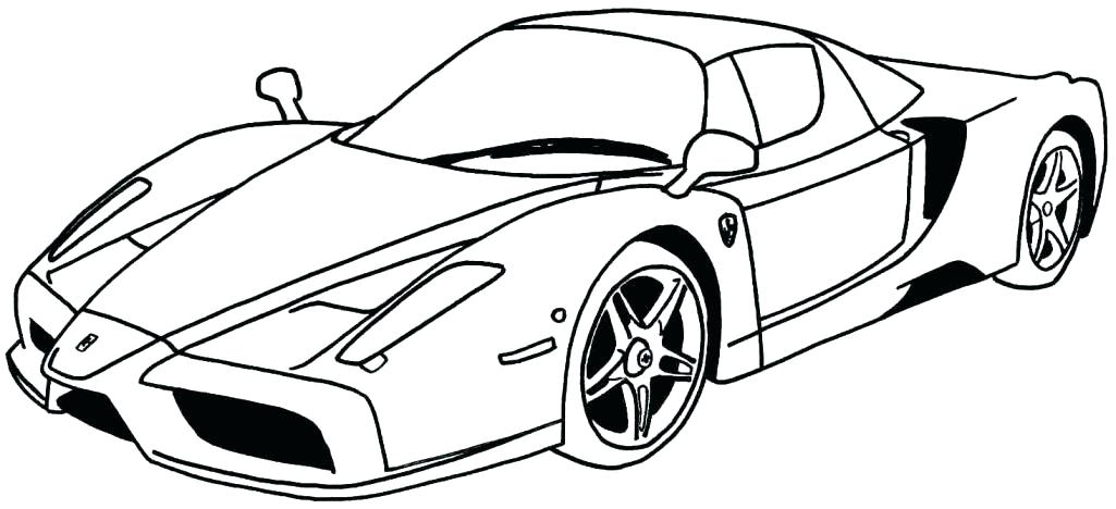 1025x468 Car Coloring Pages To Print Police Car Colouring Pictures Car