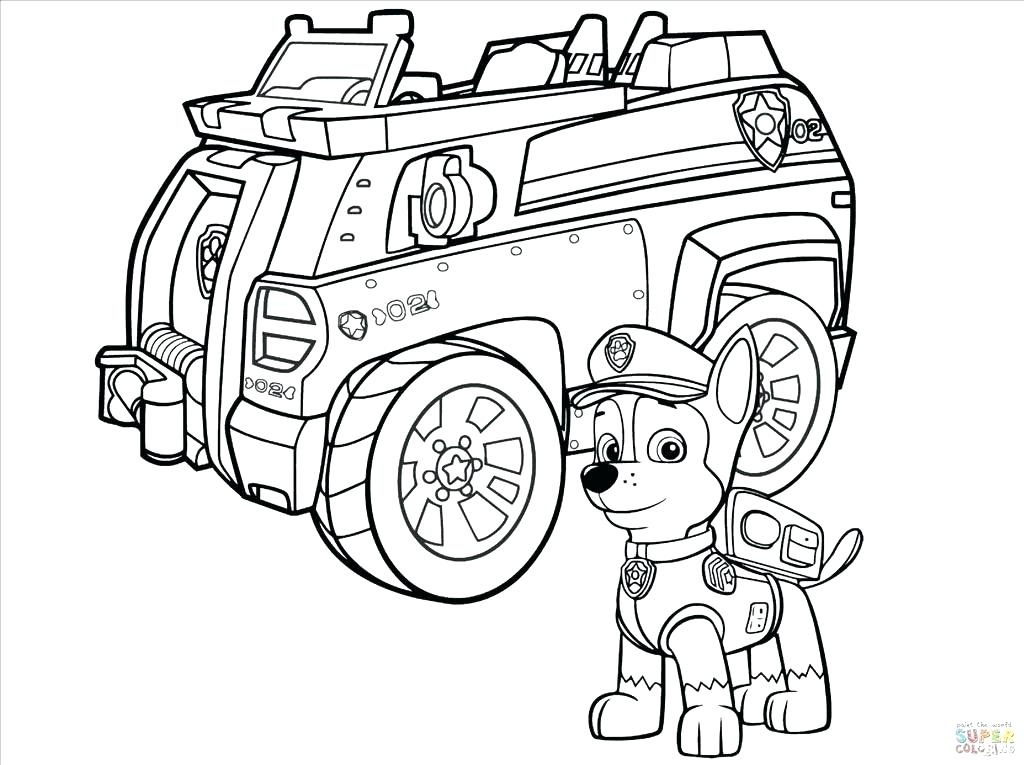 1024x765 Police Coloring Pages To Print