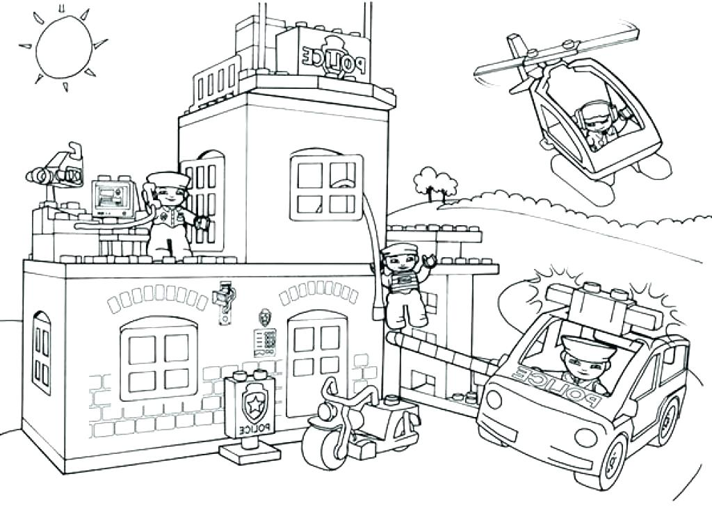 1024x728 Police Officer Coloring Pages Police Coloring Books Plus Police