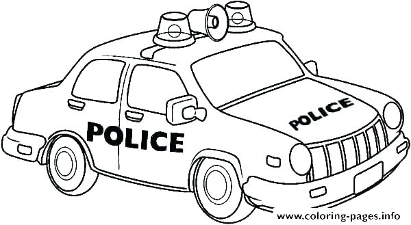 600x329 Coloring Pages Police Policeman Coloring Pages Police Coloring