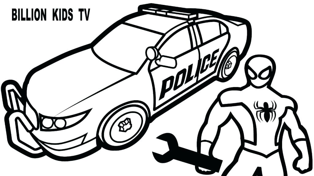 1024x576 Cop Car Coloring Pages Police Cars Coloring Pages Police Coloring