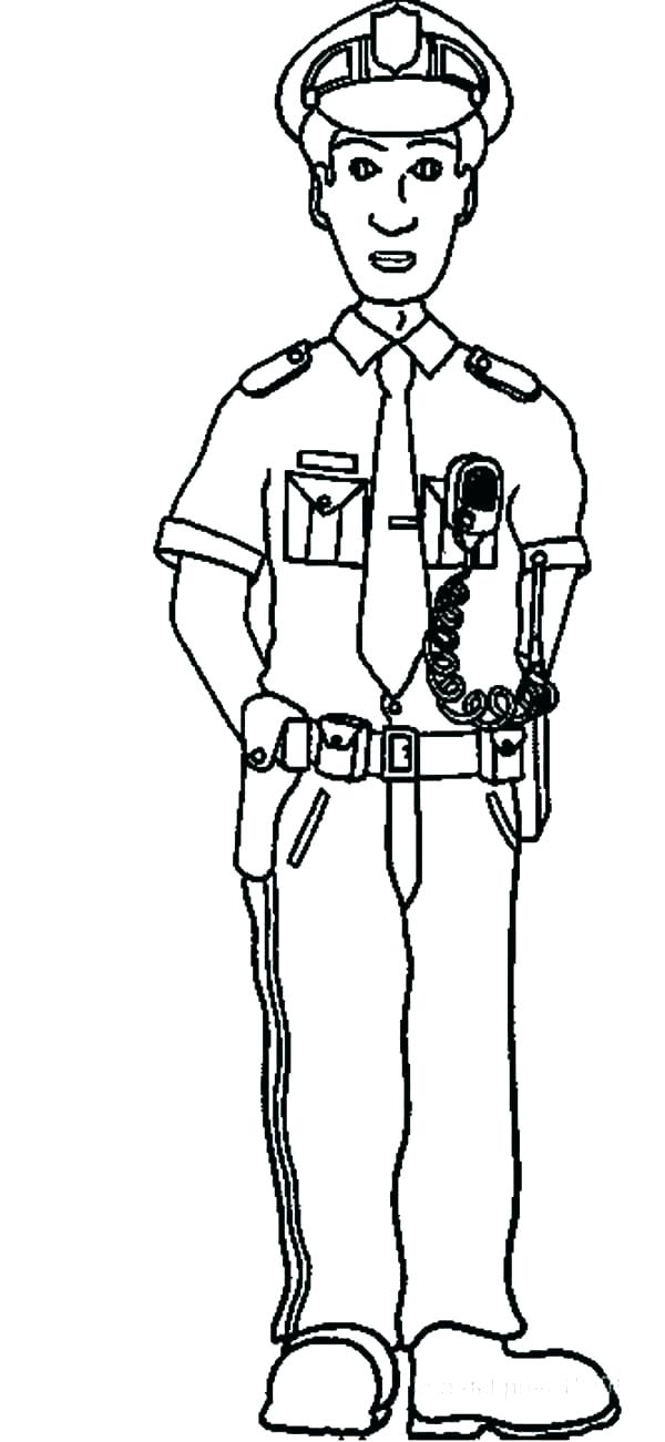 600x1301 Police Coloring Pages Police Cars Coloring Pages Police Coloring