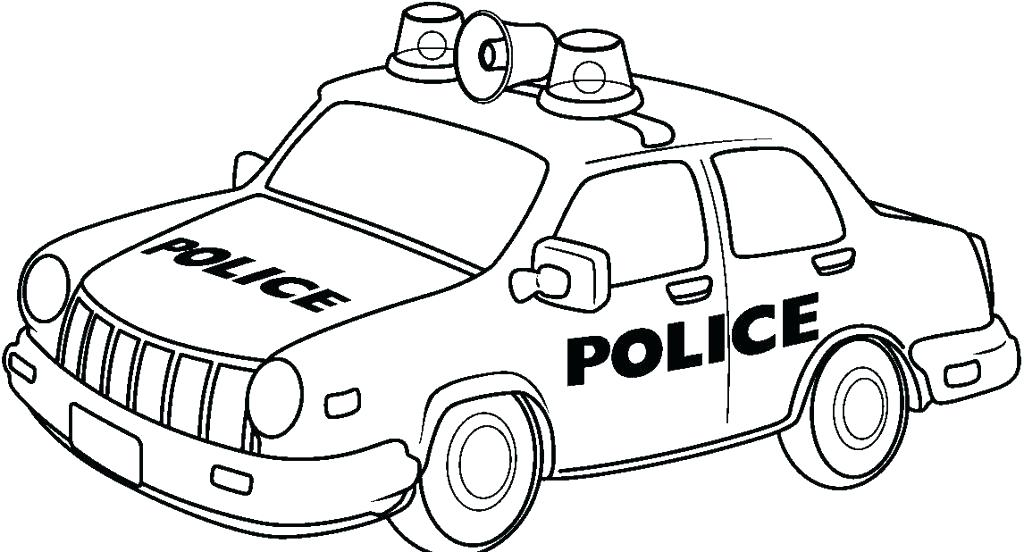 1024x552 Police Hat Coloring Page Police Officer Coloring Pages Coloring