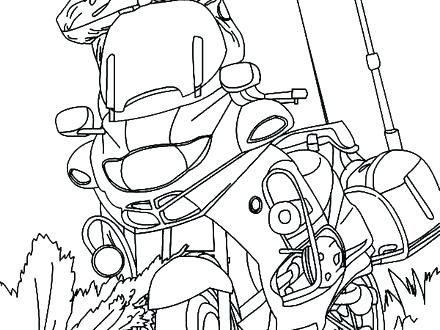 440x330 Lego Police Officer Coloring Pages Police Colouring Pages Police