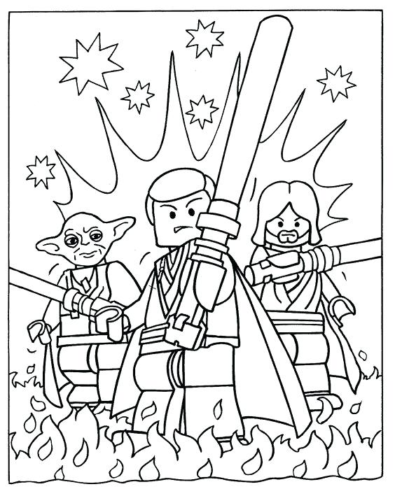 564x699 Coloring Pages Team Members Lego City Police Station Coloring