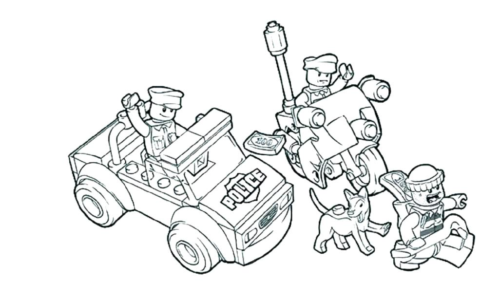 1024x577 Lego City Coloring Pages