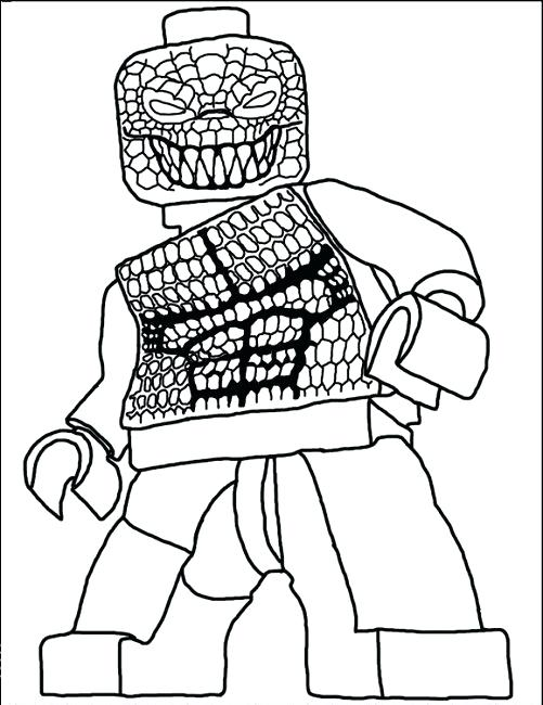 501x650 Lego Color Pages Suicide Squad Coloring Pages Lego Police Station
