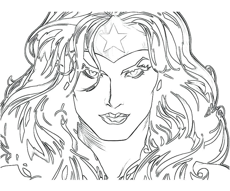 800x667 Wonder Woman Coloring Pages Wonder Woman Coloring Pages Free