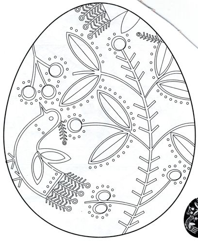 408x498 Polish Coloring Pages