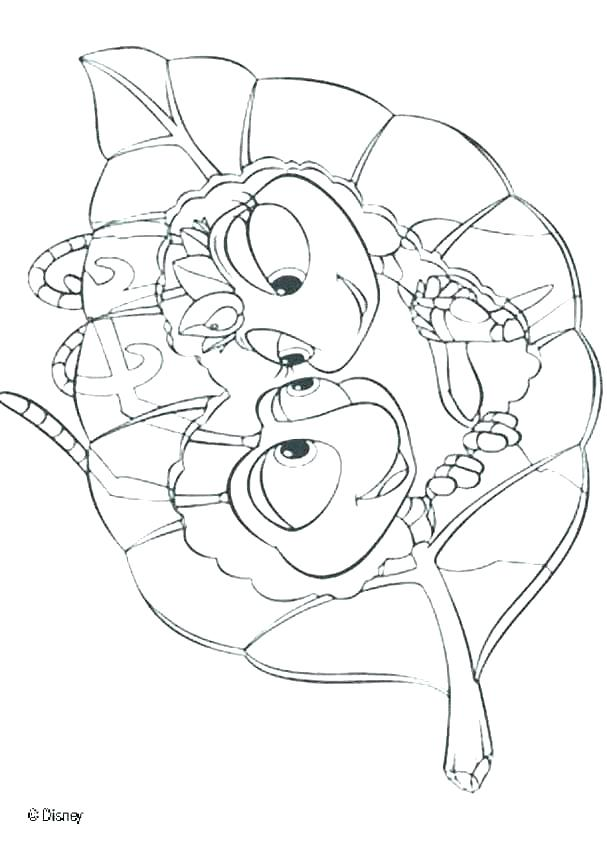 607x850 Love Bug Coloring Pages Coloring Pages The Love Bug Coloring Pages