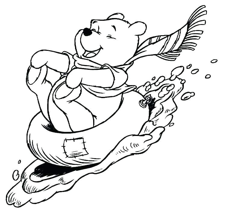 750x738 Sports Free Coloring Page Polo Water Sports Coloring Pages Free