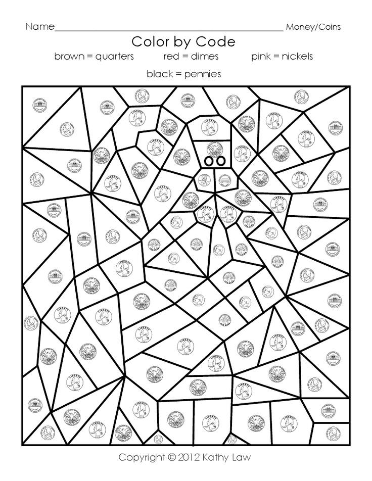 Polygon Coloring Pages