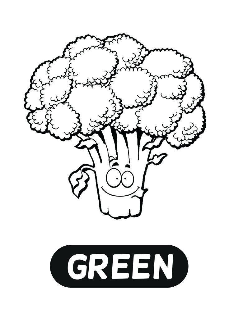 736x1040 Pom Pom Coloring Pages Colour Art Green Colour Or Paint Stick