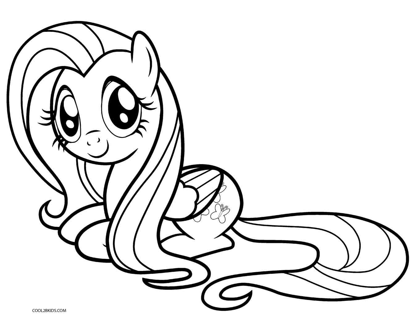 pony coloring pages to print at getdrawings free