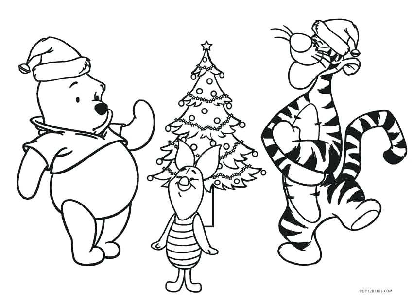 850x617 The Pooh Coloring Pages The Pooh Coloring Pages Winnie Pooh