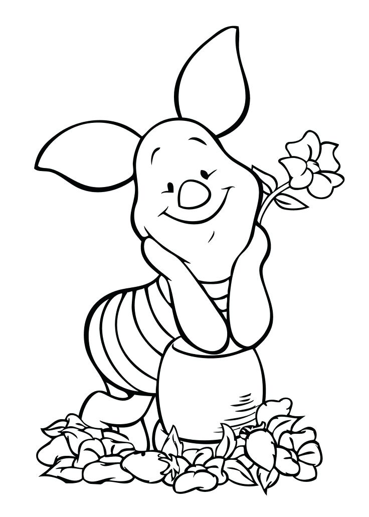 736x1031 Coloring Pages Winnie The Pooh Pooh Winnie Pooh Coloring Pages